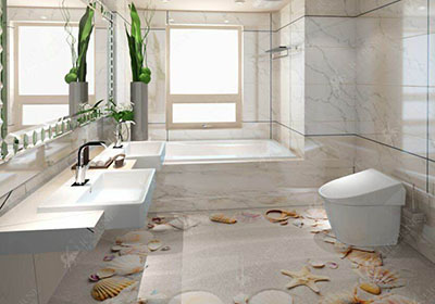 Best-Selling-Products-3d-Printing-Porcelain-Tile-Swimming